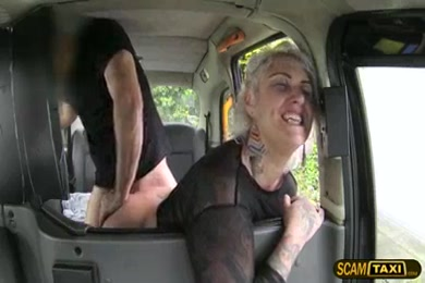 Horny blonde gets her pussy fucked in pov.