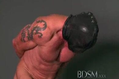 Cum on the ass of an 18-year- old boy.