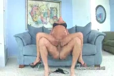 Horny milf fucked by her husband.