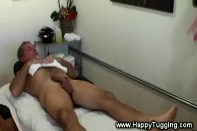 Asian beauty with a big cock and a cumshot.