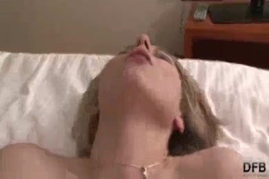 Creamy pussy fuck with a young black cock.
