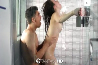 Sucking a dick while i wait in the shower.