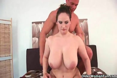 Fucking my friends mom in public and cum in her while hes at work.