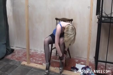 Hot blonde babe masturbated with her vibrator on snapchat.