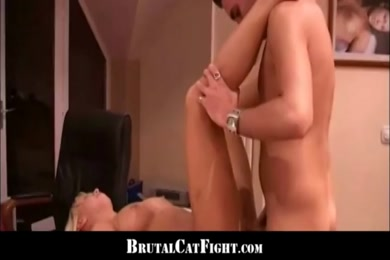 My wife masturbating to me while i fuck her.