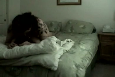 Hotwife cheating on husband with bbc while hubby at work.