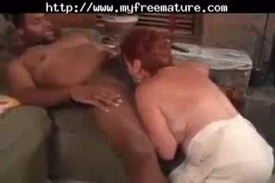 Cute redhead gf sucks and fucks me.