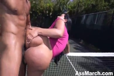 Big booty milf needs her ass pounded.